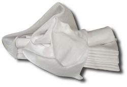 Osuška plenová DREAM - TETRA bílá - 90x100cm