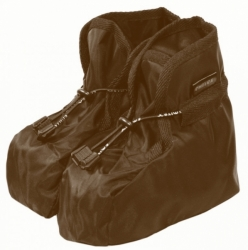 Návleky na boty - EMITEX tmavě hnědé