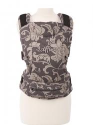 Nosítko na dítě Womar Zaffire - 3-polohovací - ECO šedý vzor
