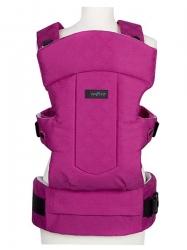 Nosítko na dítě 2-polohové - ZAFFIRO DIAMOND růžové - Womar