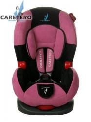 Autosedačka dětská - Caretero IBIZA růžová - 9-25kg
