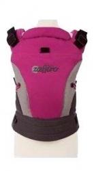 Nosítko na dítě Womar Zaffire - ECO DESIGN - 3-polohové - fialov