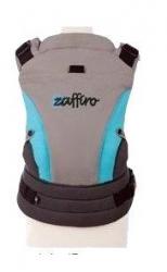 Nosítko na dítě Womar Zaffire - ECO DESIGN - 3-polohové - šedo-t
