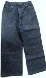 Kalhoty chlapecké - RIFLE SKATE modré - vel.152