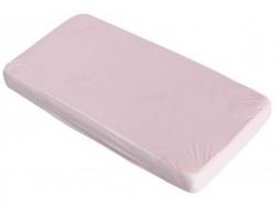 Prostěradlo do postýlky bavlna - TENCEL Scarlett růžové - 120x60