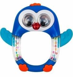 Chrastítko plastové svítící se zvuky - TUČŇÁK modrý - BabyMix