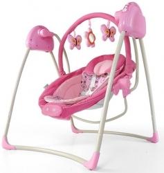 Lehátko dětské - SWEET DREAMS růžové - Milly Mally