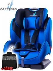 Autosedačka Caretero - DIABLO-XL 2016 modrá - 9-36kg